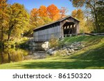 Fallasburg Covered Bridge ...
