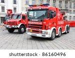 Vienna   September 8  Fire...