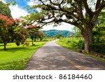 The Vinales Valley In Cuba  A...