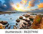 Big Sur Pacific Ocean Coast At...