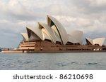 Постер, плакат: Sydney Opera House