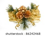 christmas decoration | Shutterstock . vector #86242468