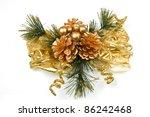 christmas decoration | Shutterstock . vector #86242468