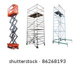 The Image Of Scaffolds And Lif...