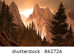 Mountain Canyon   Image From A...