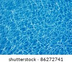 Beautiful Clear Pool Water...