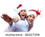 Happy Christmas Couple....