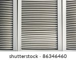 wooden to windows background | Shutterstock . vector #86346460
