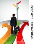 a vector illustration of a... | Shutterstock .eps vector #86352823