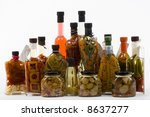 marinated products allsort ... | Shutterstock . vector #8637277