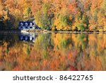 Autumn Colors Reflections On...