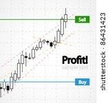 vector stocks abstract... | Shutterstock .eps vector #86431423