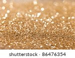 abstract background with golden ... | Shutterstock . vector #86476354