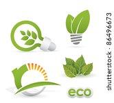 renewable energy designs  eco...   Shutterstock .eps vector #86496673