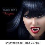 Halloween Vampire Beautiful...