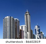 dubai  uae   november 17  view... | Shutterstock . vector #86602819