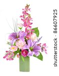 Colorful Artificial Flower...