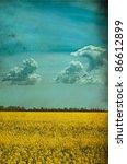 vintage image of landscape | Shutterstock . vector #86612899