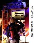 fire | Shutterstock . vector #8662486
