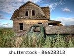Vintage Farm Trucks...