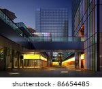 buildings made in 3d   Shutterstock . vector #86654485