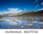 plateau scenery daocheng china | Shutterstock . vector #86674726