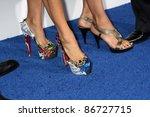 .los angeles   oct 14   lynn... | Shutterstock . vector #86727715