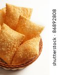 pastel   brazilian pastry   Shutterstock . vector #86892808