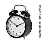 close up of  a bell clock on... | Shutterstock . vector #86910503