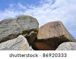 megalith stones | Shutterstock . vector #86920333