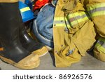 Fire Fighter\'s Equipment ...