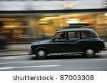 London   Nov. 13   Taxi In The...