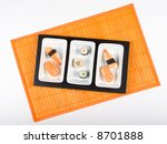 sushi | Shutterstock . vector #8701888