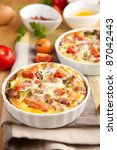 Paleo Style Frittata With Fres...