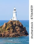 Corbiere Lighthouse  Jersey ...