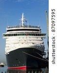 Southampton  Uk   Jan 6  Cunard ...