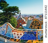 Park Guell Was Commissioned By ...