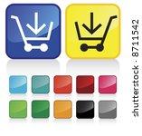 Web Shopping Cart Buttons   An...