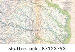 Map Of Southeastern Virgina An...