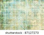 grunge textured background | Shutterstock . vector #87127273