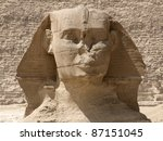 Sunny Scenery Around Giza...