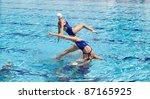 teamwork | Shutterstock . vector #87165925