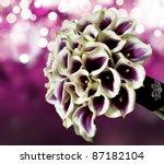 Calla Wedding Bouquet