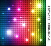 eps10 colorful dots abstract... | Shutterstock .eps vector #87291085