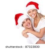 Happy Christmas Santa Couple....
