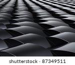 shiny abstract pattern