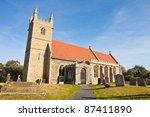 Old Church In Fornham All...