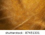 abstract brown suede background - stock photo