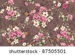 Seamless Wallpaper Vintage Rose ...