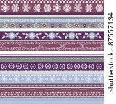 christmas background | Shutterstock .eps vector #87557134